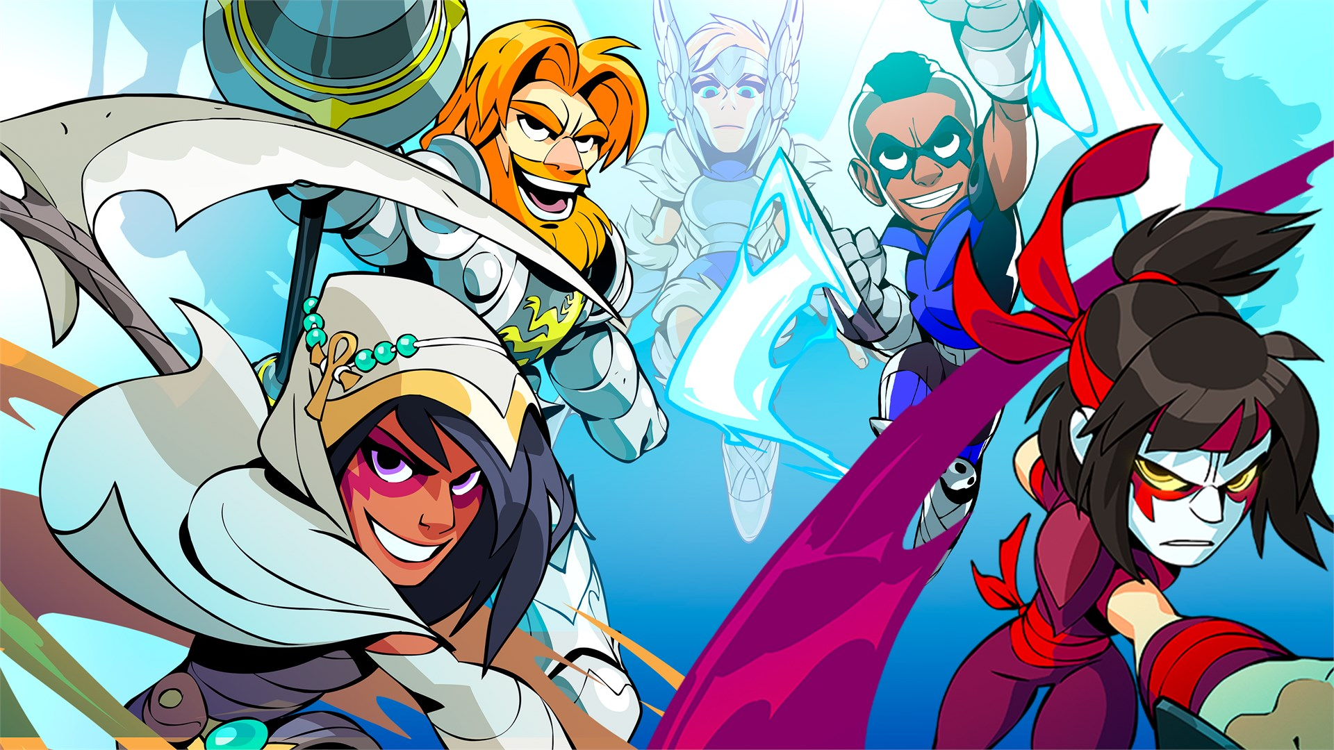 BRAWLHALLA - ALL LEGENDS PACK