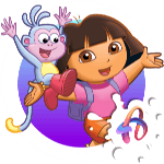 Dora Art Games