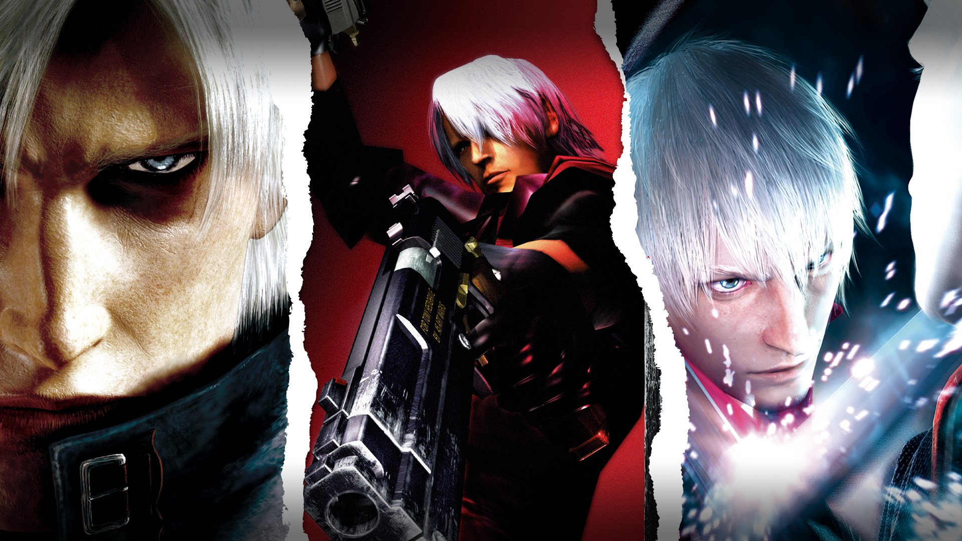 Buy Devil May Cry Hd Collection Microsoft Store
