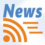 Flying RSS News Logo