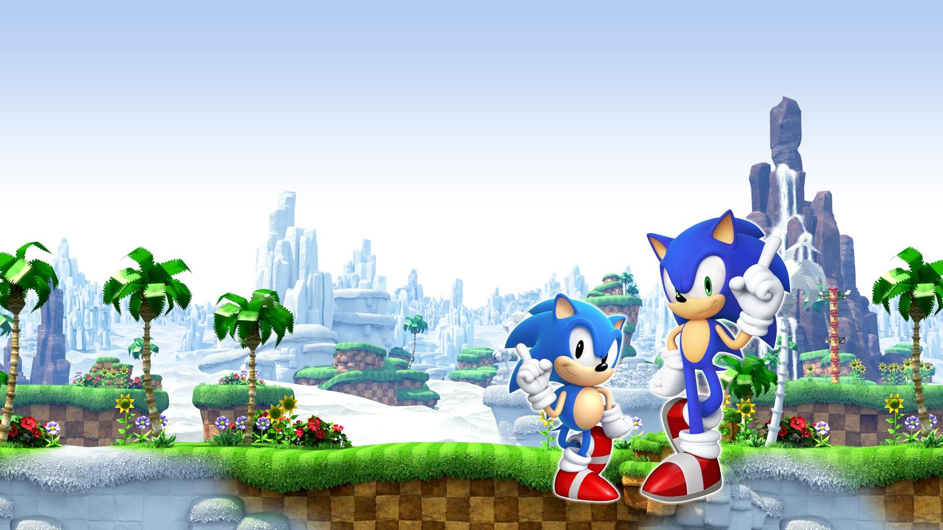 Odnalezienie assetów gry Sonic Generations w wersji na PSP