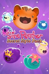 Slime Rancher : Pack style secret