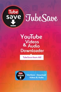 TubeSave - Download Videos & Audio