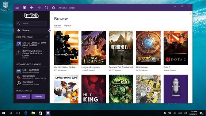 Buy EdgeTwitch - Microsoft Store en-GB