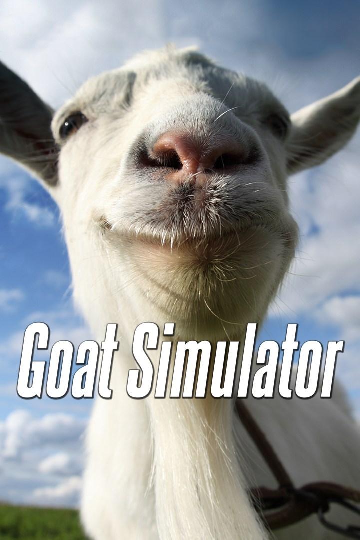 Goat Simulator imagem da caixa