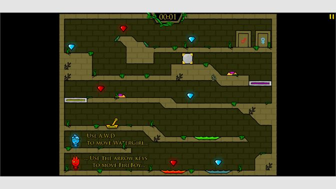 Mapa De The Forest.įsigykite Fireboy Watergirl In The Forest Temple