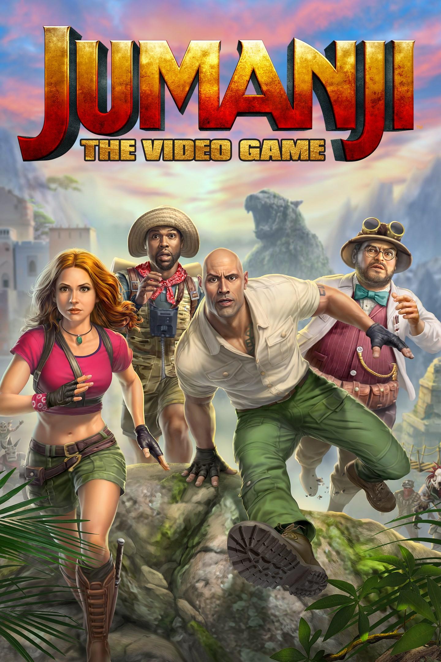 Buy Jumanji The Video Game Microsoft Store