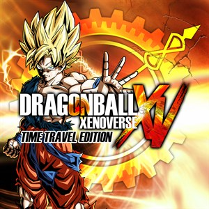Dragon Ball Xenoverse: Time Travel Edition Xbox One