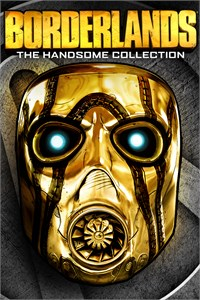 Carátula para el juego Borderlands: The Handsome Collection de Xbox 360