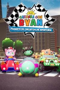 Carrera con Ryan: Paquete de circuitos de aventura