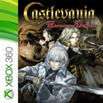 Castlevania: Harmony of Despair Logo