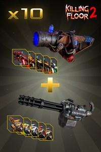 Carátula para el juego Infernal Insurrection Weapon Bundle de Xbox 360