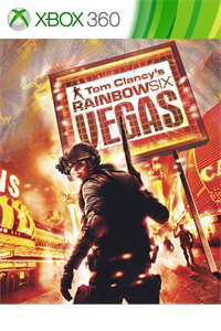 Tom Clancy's RainbowSix Vegas