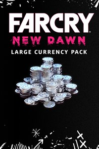 Carátula del juego Far Cry New Dawn Credits Pack - Large