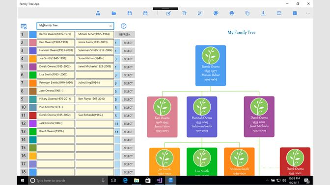 Buy Family Tree Builder - Microsoft Store