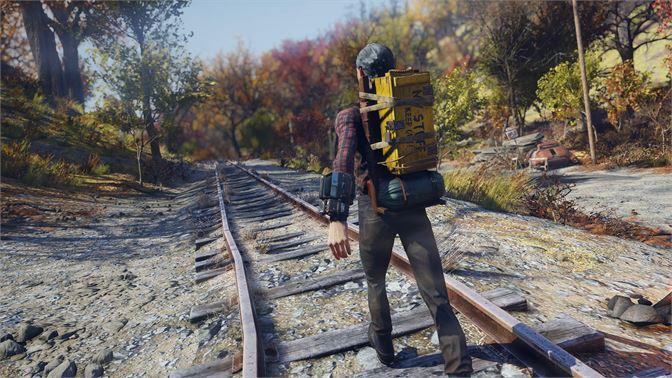 Buy Fallout 76 Standard Edition - Microsoft Store en-AU