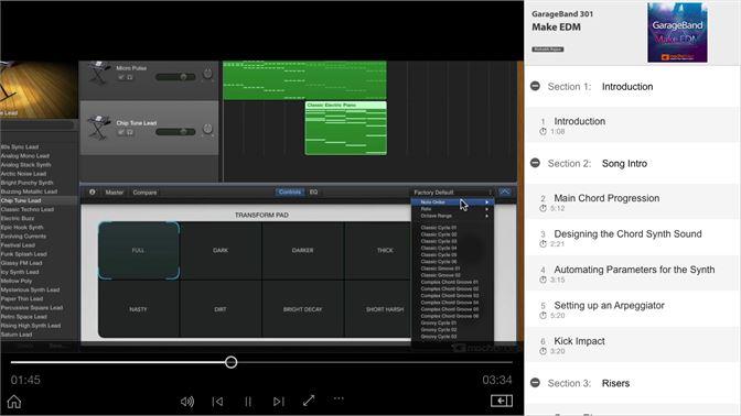 Buy Make EDM Course For GarageBand - Microsoft Store en-IL