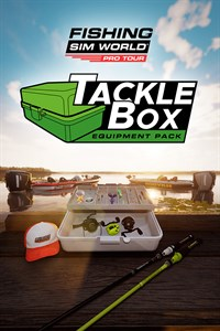 Fishing Sim World: Pro Tour - Tackle Box Equipment Pack