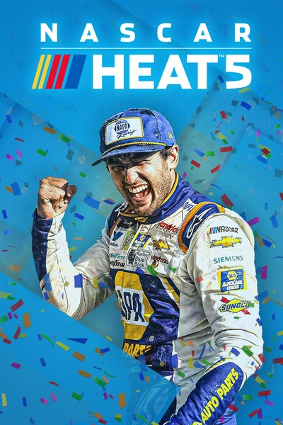 NASCAR Heat 5 - Standard Edition (Pre-Order)