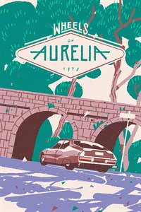 Carátula del juego Wheels of Aurelia