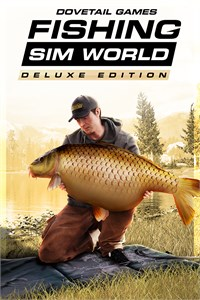 Carátula del juego Fishing Sim World Deluxe Edition