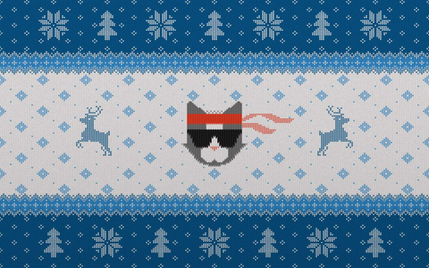 Celebrate Your Fandom With The Official Ninja Cat Holiday