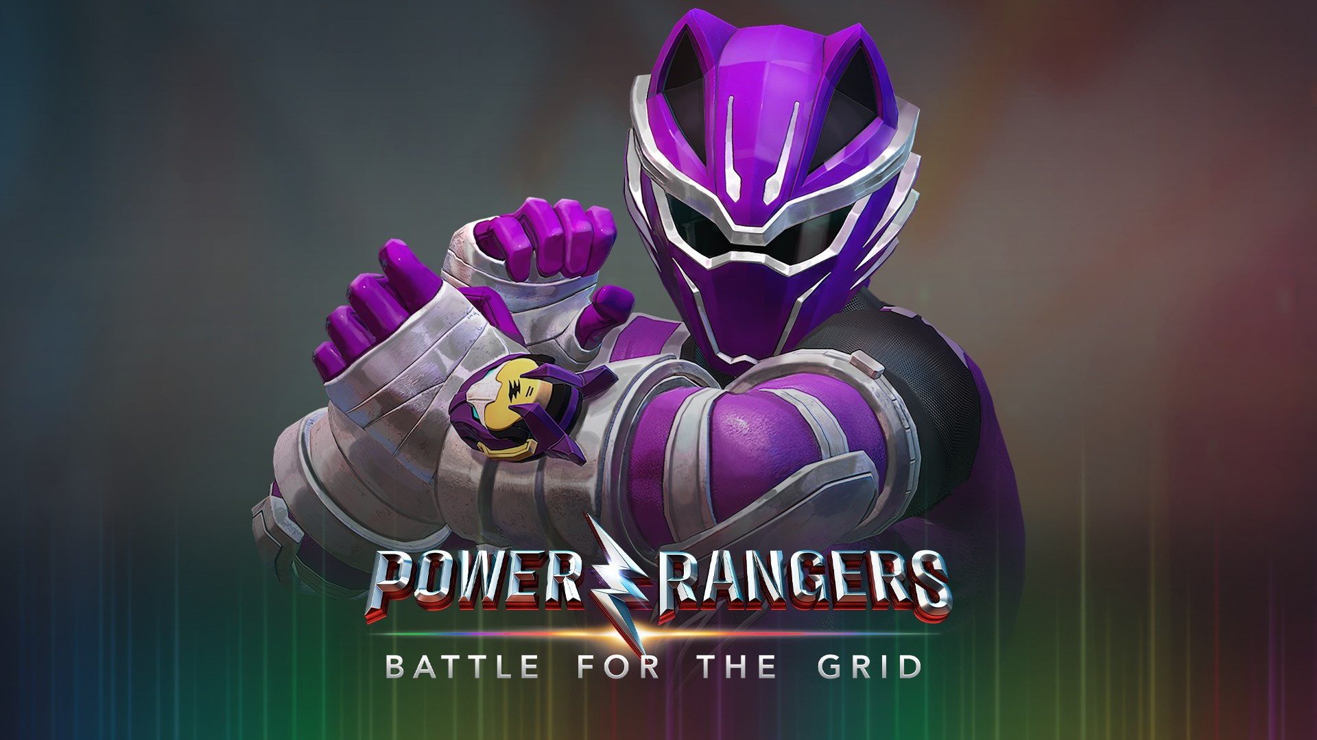 Robert James - Jungle Fury Ranger Character Unlock