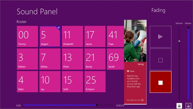 Get Live Event Sound & Music Panel - Microsoft Store
