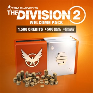 Tom Clancy's The Division 2 – Welcome Pack (2000 Premium Credits + Emote) Xbox One