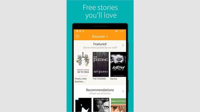 Get Wattpad: Free Books and Stories - Microsoft Store