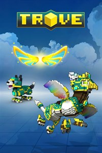 Carátula del juego Trove - Square Necessities