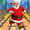 Subway Santa Surf 3D