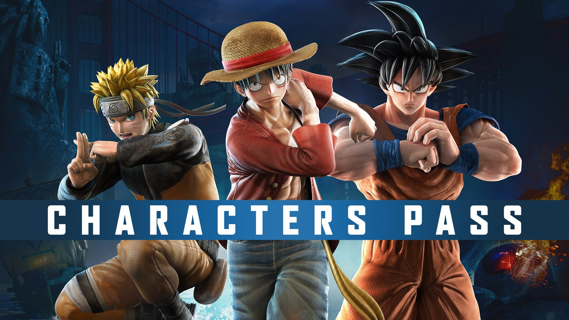 jump force deluxe edition extra characters