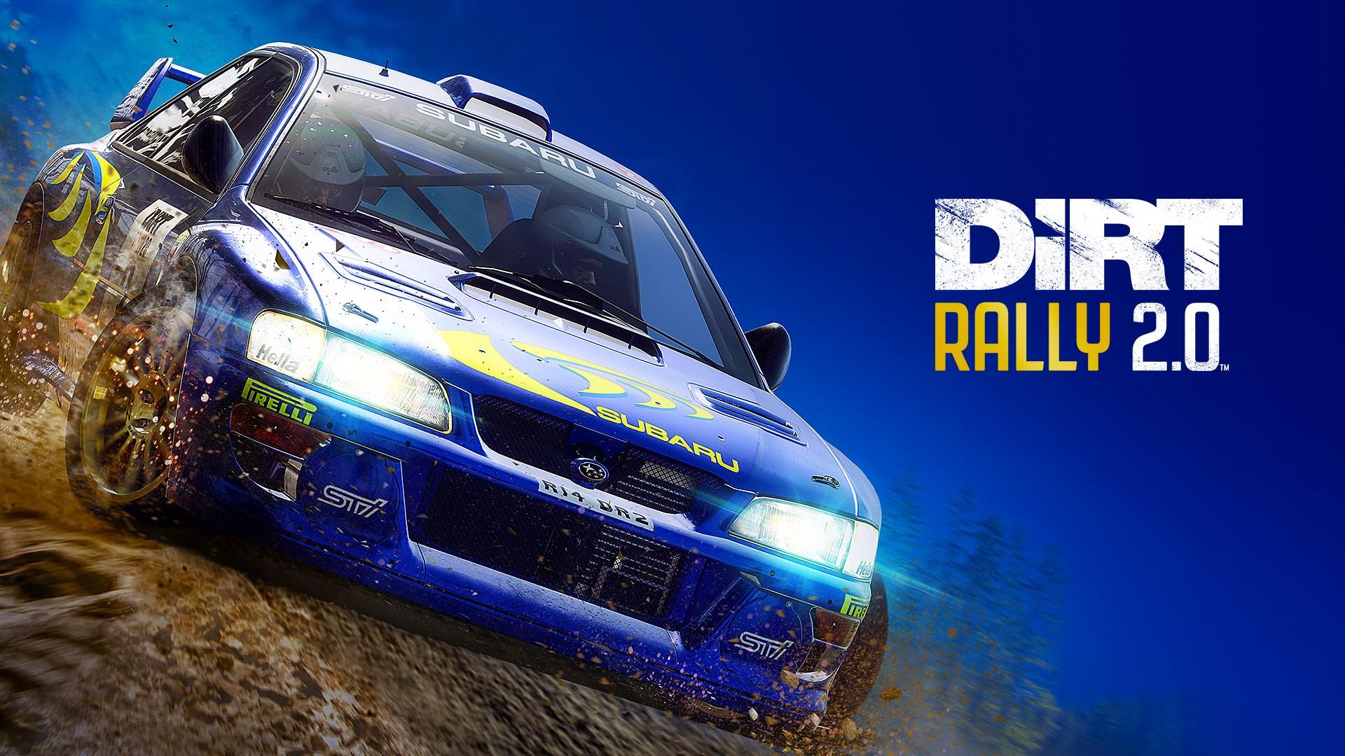 Скриншот №2 к DiRT Rally 2.0 Windows