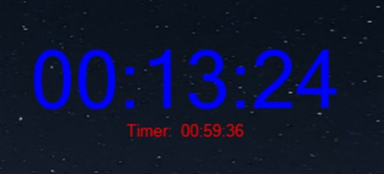 Desk Timer screenshot