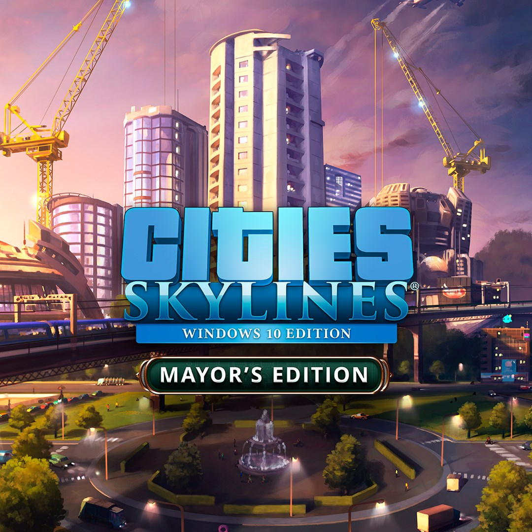 Cities: Skylines - Mayor's Edition