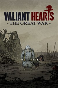Carátula para el juego Valiant Hearts: The Great War de Xbox One