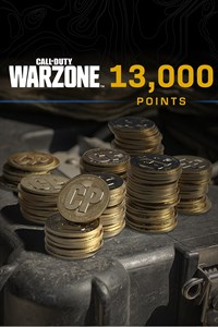 13000 Call of Duty®: Warzone™ Points
