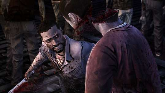 The Walking Dead: Season 1 screenshot 7
