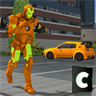 JetPack Iron Hero: City Legend