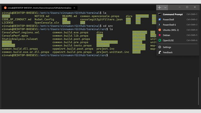 Get Windows Terminal (Preview) - Microsoft Store