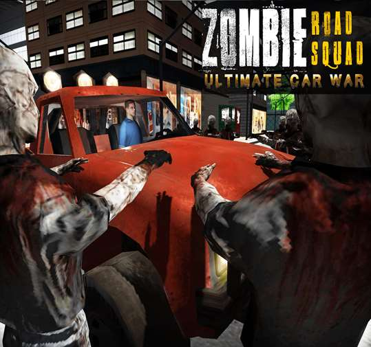 Zombie Roadkill Squad screenshot 2