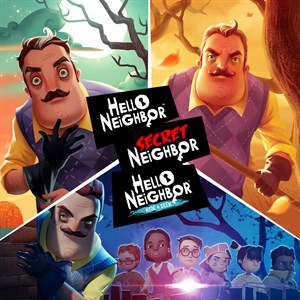 Hello Neighbor: Home Invader Bundle Xbox One
