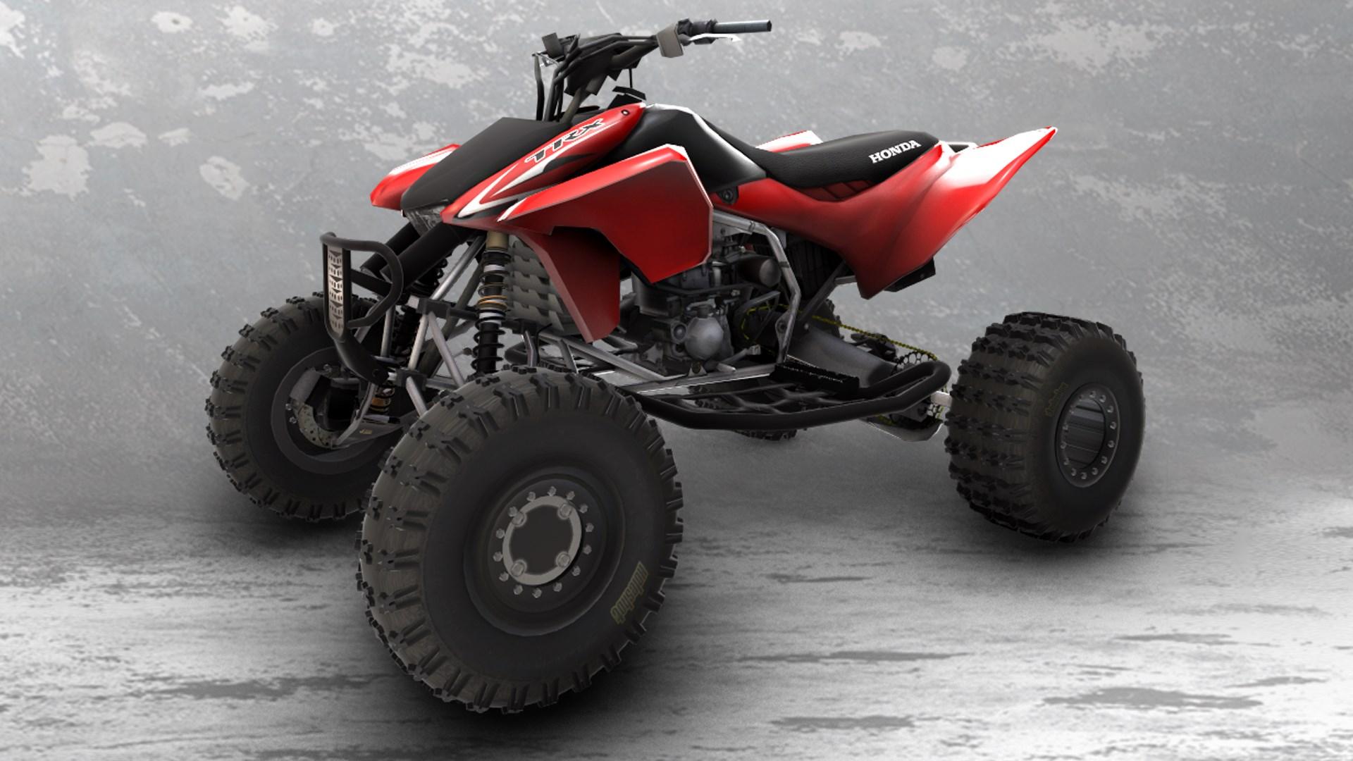 2011 Honda 450 ATV