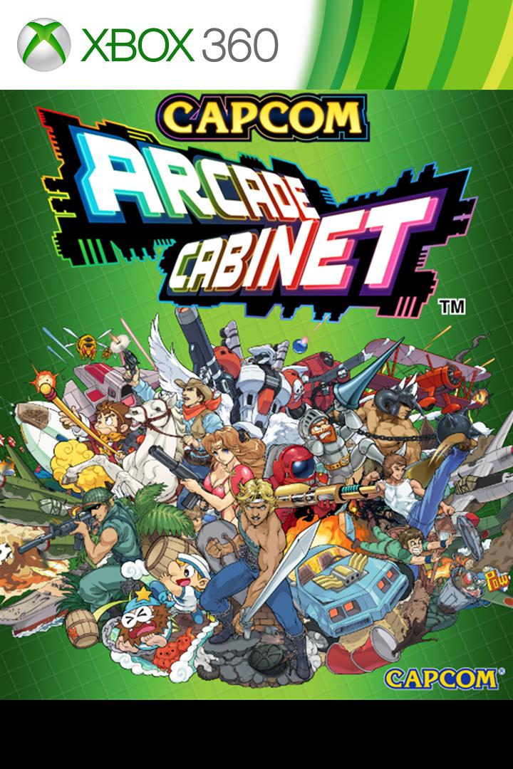 Buy Capcom Arcade Cabinet Microsoft Store