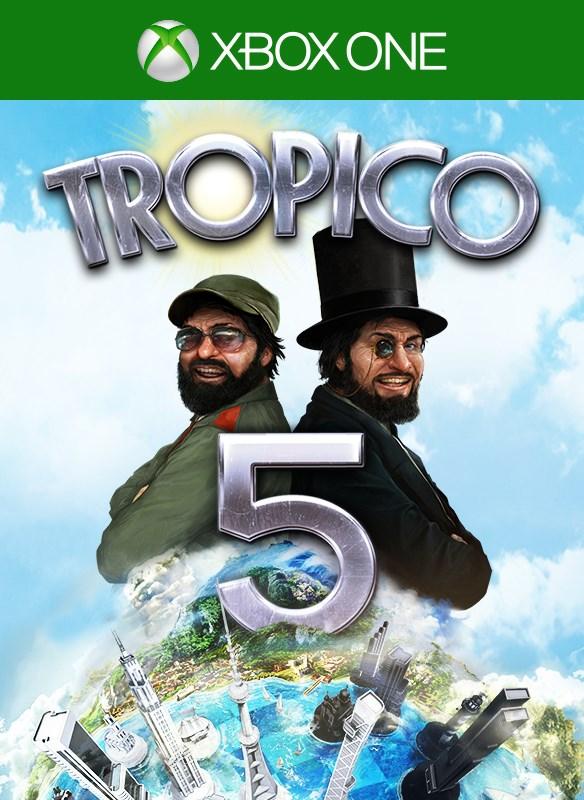Tropico 5 - Penultimate Edition boxshot