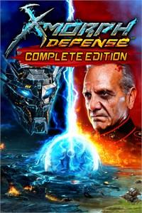 Carátula para el juego X-Morph: Defense Complete Edition de Xbox One
