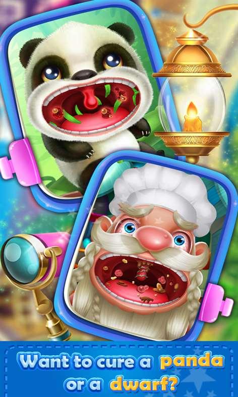 I am Throat Doctor -  Kids Fun Screenshots 2