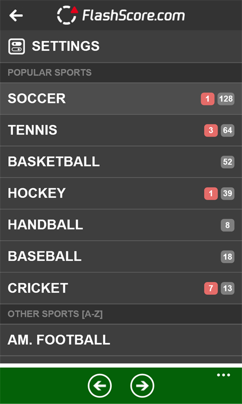 Follow current soccer live scores on your mobile phone! Check current  soccer live score on the way with optimized mobile version of Flash Score. c28dcd348c0d2