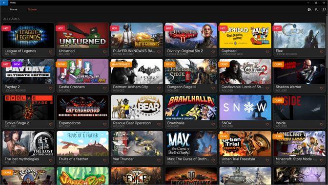 6175841c7e1a6 Get Vortex Cloud Gaming - Microsoft Store en-GB
